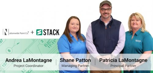 Nationwide Paint Co + STACK